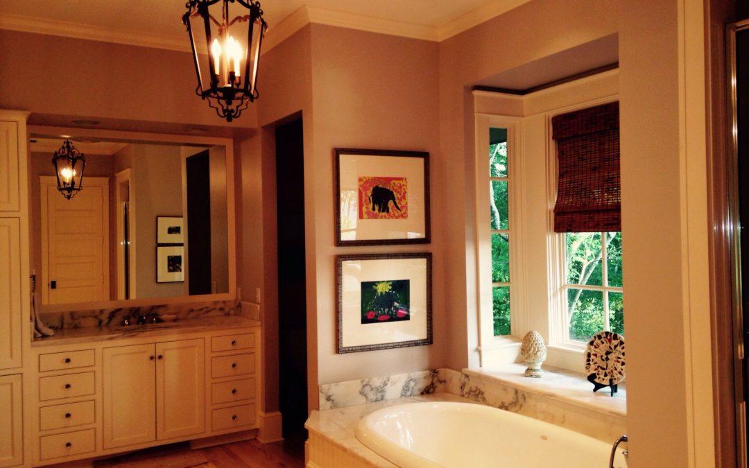 Comment donner du charme à une salle de bain ?